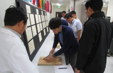 Korea CWV, August 2017