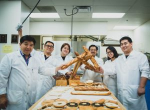 Korean Baking Team, Jul 2017
