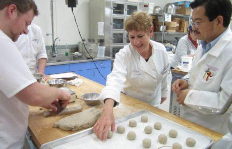 Rye Bread Course, Mar 2017