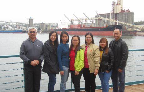 Philippine Team Collaborative Group Photo