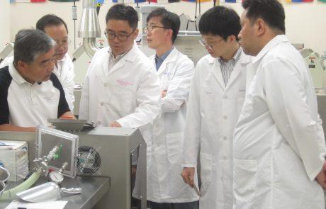 Korean Noodle Flour Technical Team Production