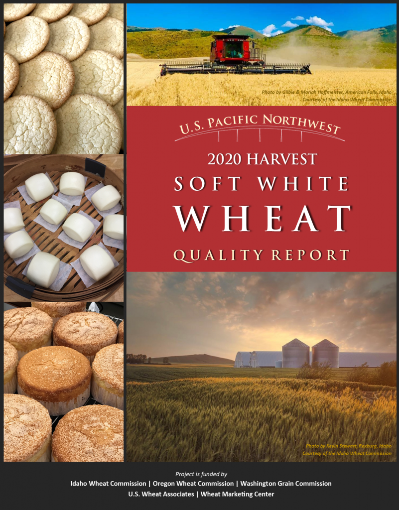 2018 Soft White Wheat Quality Report