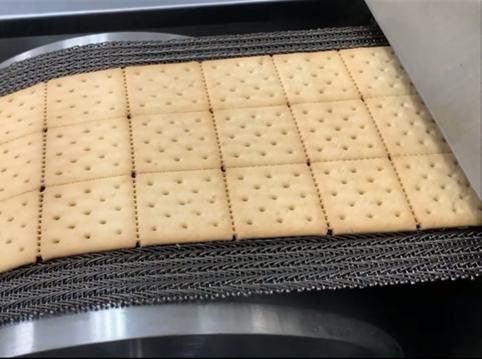 Cracker/Biscuit Line